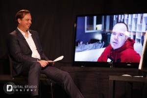 Digital Studio Insider Producer and Host, Dr. John G. Locke, interviews Peter Vesterbacka
